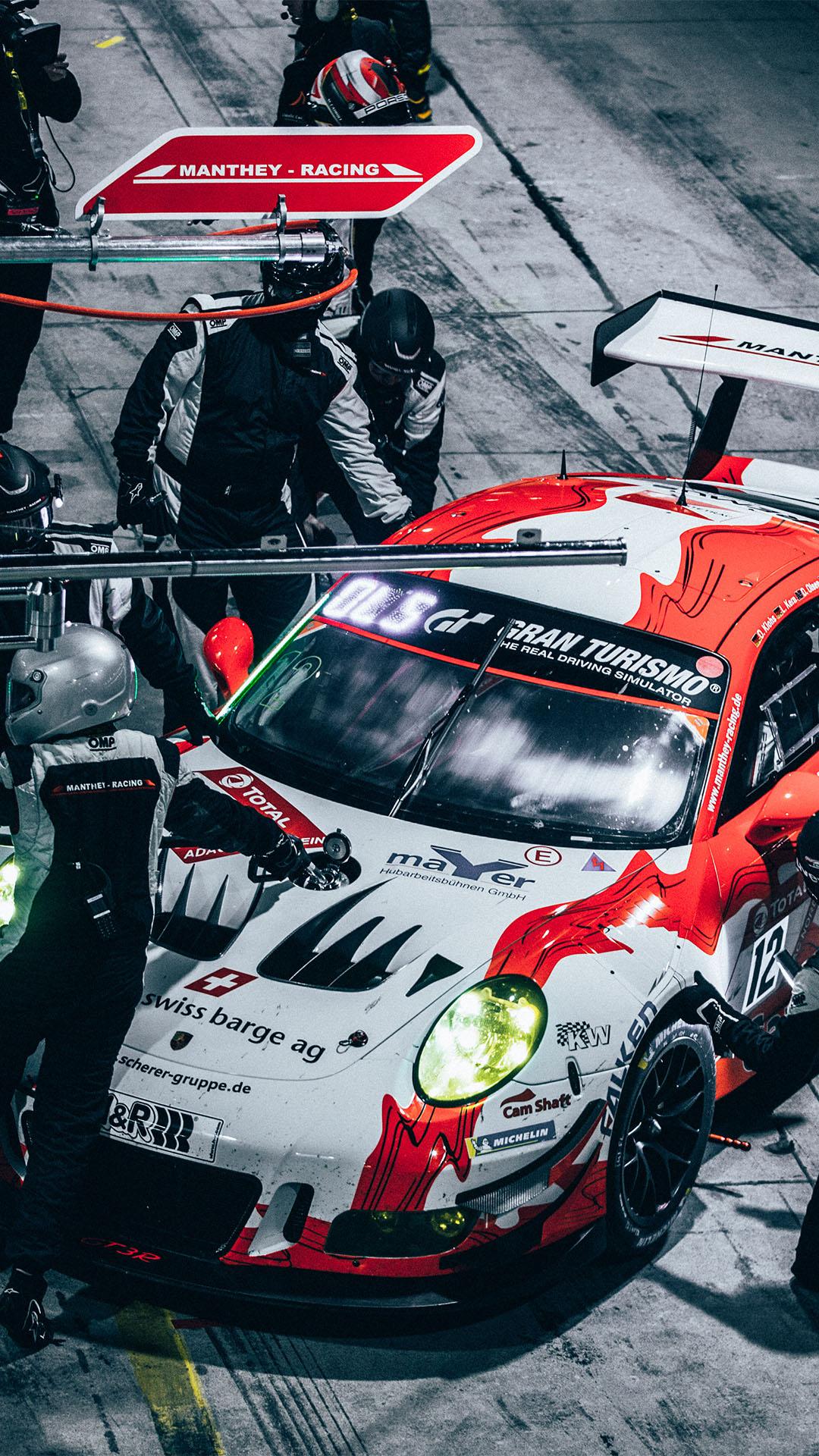 Downloads Wallpaper Iphone 7 8 Plus Manthey Racing