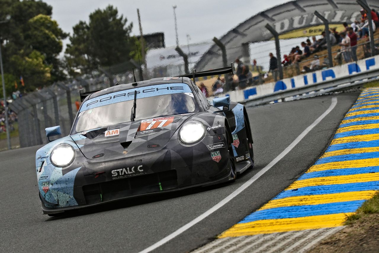 Porsche Feiert Doppelsieg Beim 24 Stunden Marathon In Le Mans