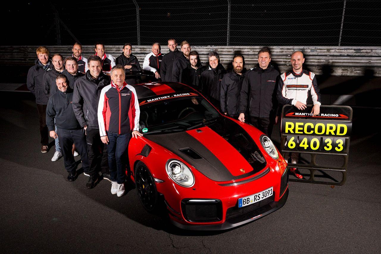 Porsche Gt2 Rs >> 911 GT2 RS MR ist schnellster straßenzugelassener Sportwagen am Ring